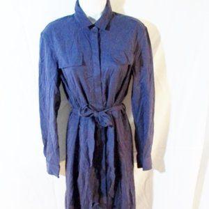 NEW Womens BANANA REPUBLIC jacket coat trench
